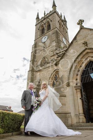 Martin & Nicola - Village on the Green Wedding -00995