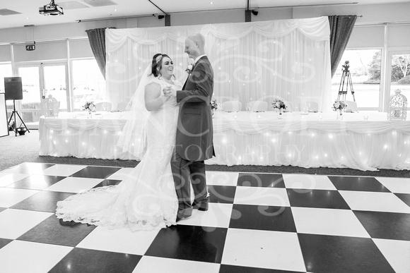 Robert & Kim Thornton Hall Wedding 0894