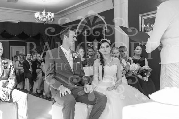 David & Rebecca Statham Lodge Wedding 01410