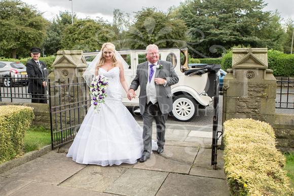 Martin & Nicola - Village on the Green Wedding -00952