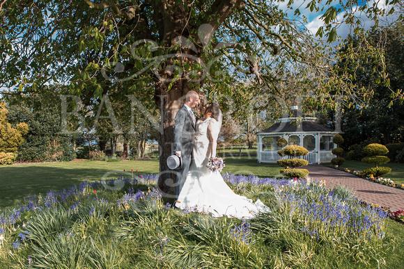 Robert & Kim Thornton Hall Wedding 0592
