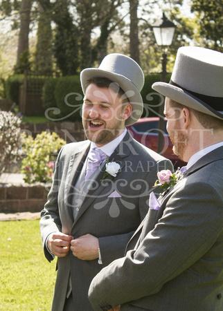 Robert & Kim Thornton Hall Wedding 1458