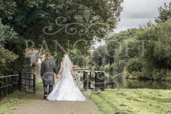 Martin & Nicola - Village on the Green Wedding -02073