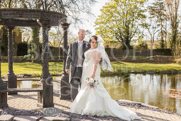 Robert & Kim Thornton Hall Wedding 0030