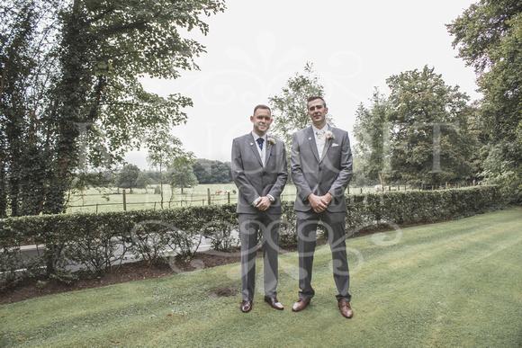 David & Rebecca Statham Lodge Wedding 00028