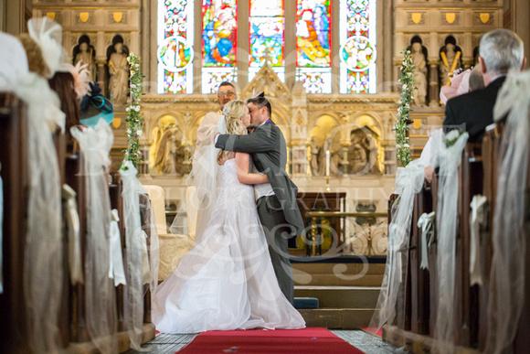 Martin & Nicola - Village on the Green Wedding -01253