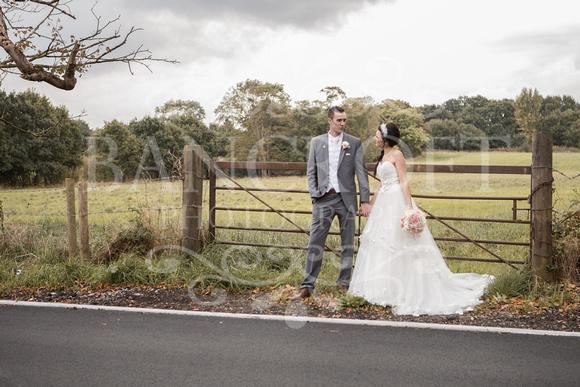 David & Rebecca Statham Lodge Wedding 01648