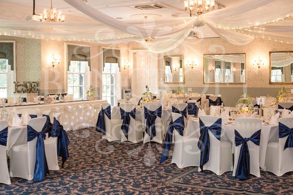 David & Rebecca Statham Lodge Wedding 02075