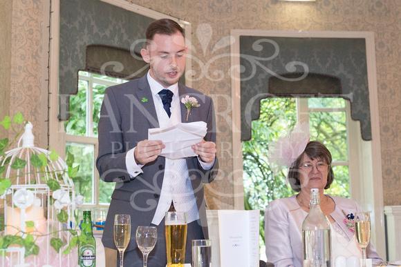 David & Rebecca Statham Lodge Wedding 02315