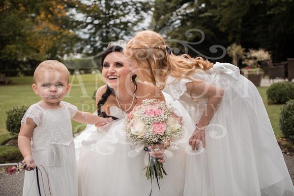 David & Rebecca Statham Lodge Wedding 01839