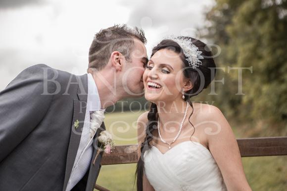 David & Rebecca Statham Lodge Wedding 01657