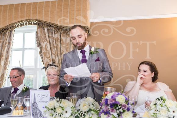 Barry & Stacey Leasowe Castle Wedding 01322