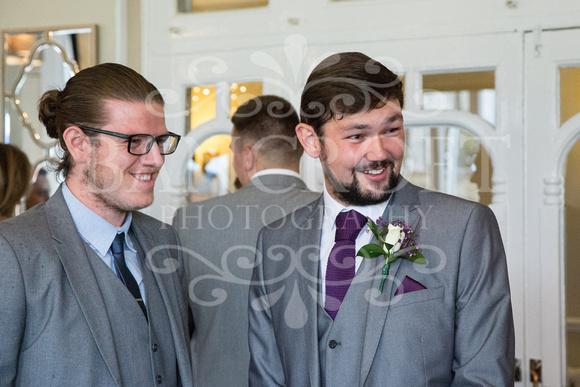 Barry & Stacey Leasowe Castle Wedding 01659