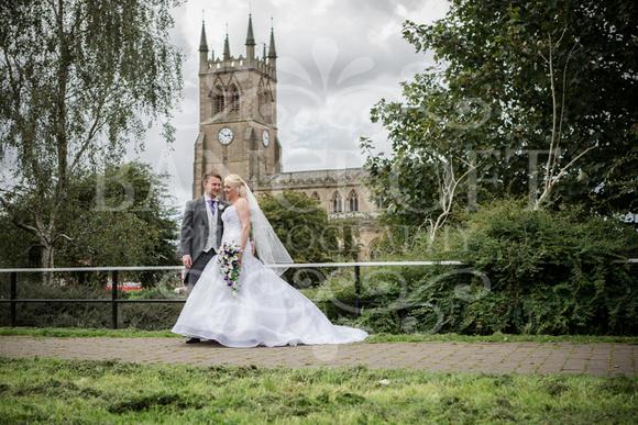 Martin & Nicola - Village on the Green Wedding -01973
