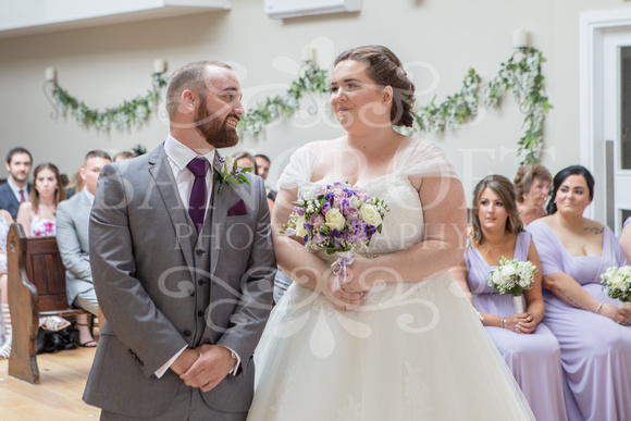 Barry & Stacey Leasowe Castle Wedding 00037