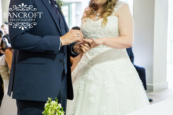 Ed & Kayleigh - Crown of Crucis Cotswold Wedding- 00491