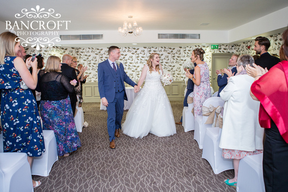 Ed & Kayleigh - Crown of Crucis Cotswold Wedding- 00603