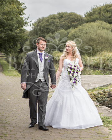 Martin & Nicola - Village on the Green Wedding -01897