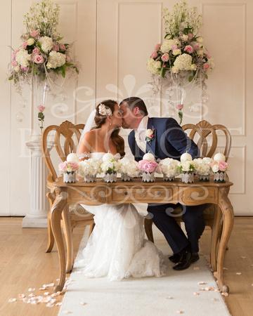 David & Lucy 07-07-16 West Tower Wedding 02117