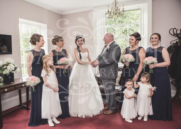 David & Rebecca Statham Lodge Wedding 01117