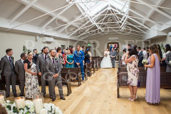 Barry & Stacey Leasowe Castle Wedding 00046