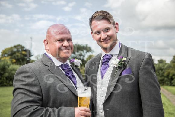 Martin & Nicola - Village on the Green Wedding -02143