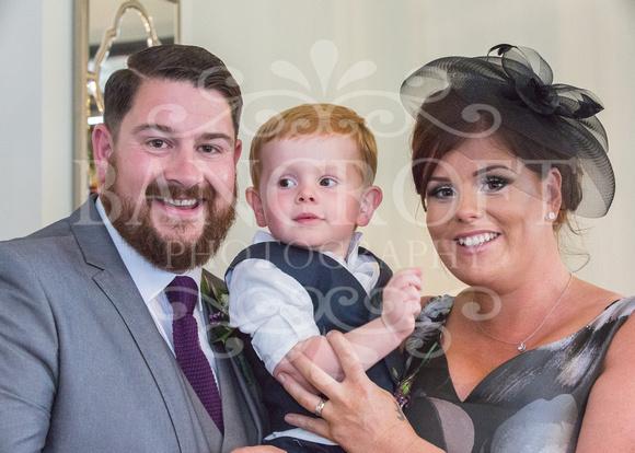 Barry & Stacey Leasowe Castle Wedding 01882