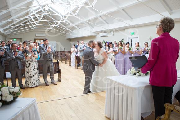 Barry & Stacey Leasowe Castle Wedding 00541
