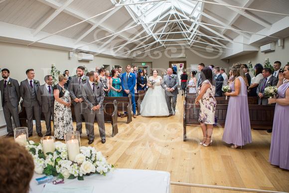 Barry & Stacey Leasowe Castle Wedding 00003
