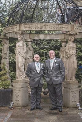 Andy & Lianne Fir Grove Wedding 00334