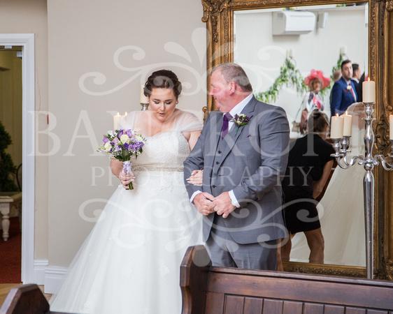 Barry & Stacey Leasowe Castle Wedding 01736