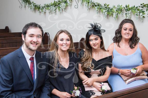 Barry & Stacey Leasowe Castle Wedding 01705