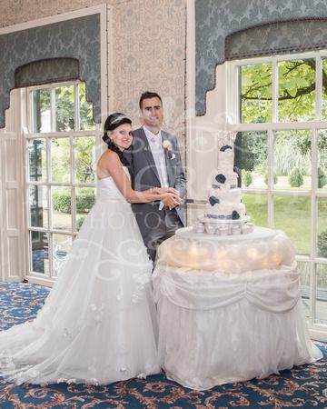 David & Rebecca Statham Lodge Wedding 02035