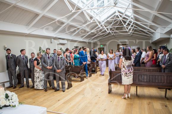 Barry & Stacey Leasowe Castle Wedding 00506