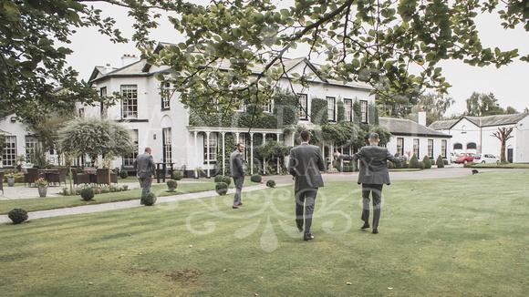 David & Rebecca Statham Lodge Wedding 00063
