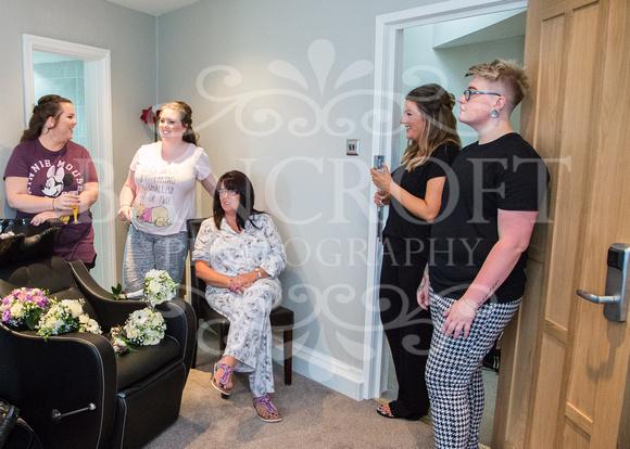 Barry & Stacey Leasowe Castle Wedding 01524