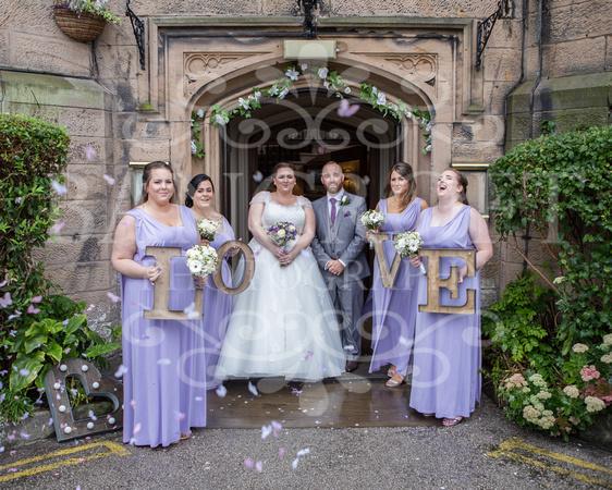 Barry & Stacey Leasowe Castle Wedding 01041