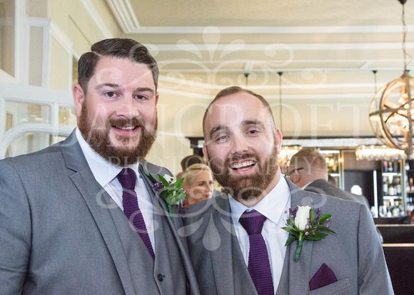 Barry & Stacey Leasowe Castle Wedding 01682