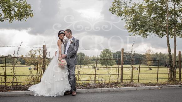 David & Rebecca Statham Lodge Wedding 01709