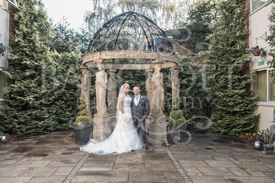 Andy & Lianne Fir Grove Wedding 01001