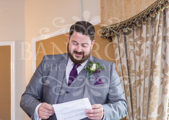 Barry & Stacey Leasowe Castle Wedding 01361