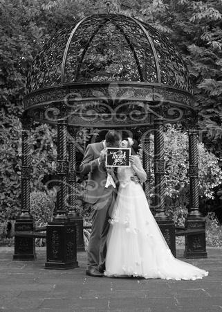 David & Rebecca Statham Lodge Wedding 02384