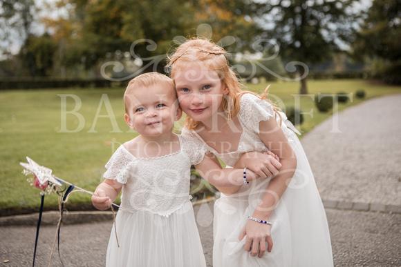 David & Rebecca Statham Lodge Wedding 01844