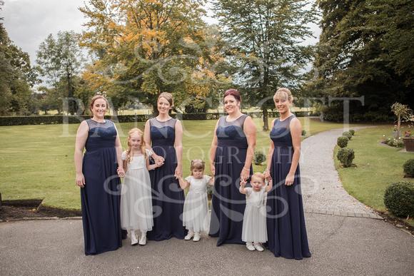 David & Rebecca Statham Lodge Wedding 01858