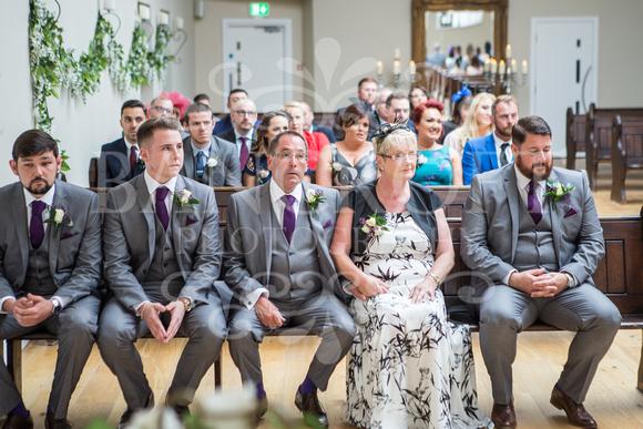 Barry & Stacey Leasowe Castle Wedding 00021
