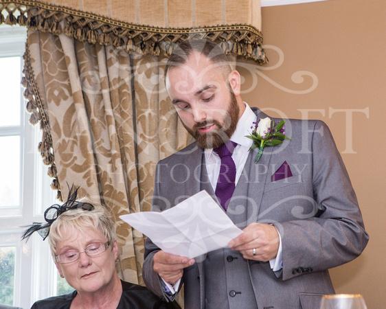 Barry & Stacey Leasowe Castle Wedding 01292